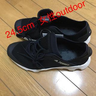 アディダス(adidas)のアウトドア シューズ(登山用品)