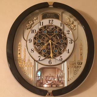 セイコー(SEIKO)のセイコー 電波掛時計ウェーブシンフォニー RE579B(掛時計/柱時計)