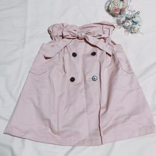 ジーユー(GU)のGU KIDS*トレンチスカート(スカート)