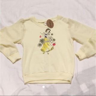 ディズニー(Disney)の未使用!ディズニー 白雪姫 長袖シャツ(Tシャツ(長袖/七分))