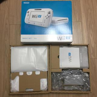 Wii U - WiiU本体 ベーシックセット