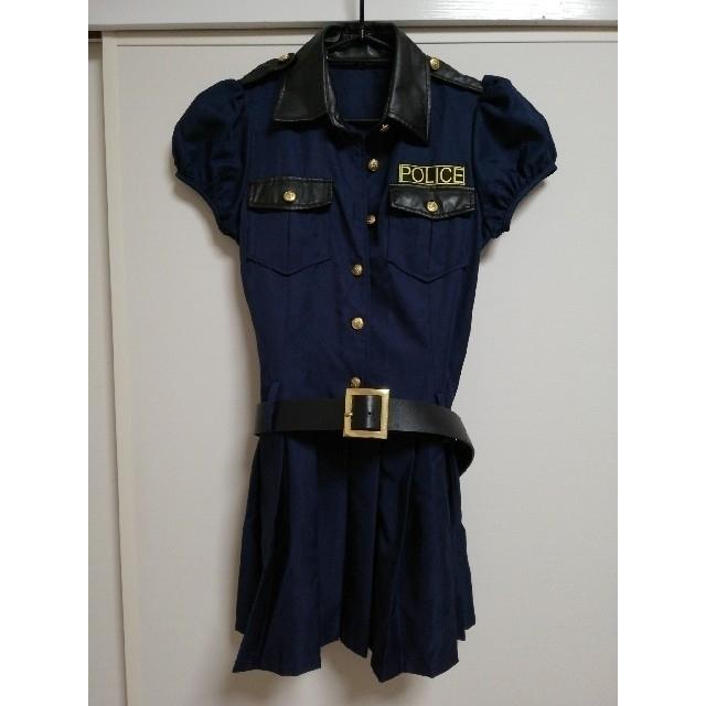 ハロウィン ポリス エンタメ/ホビーのコスプレ(衣装)の商品写真