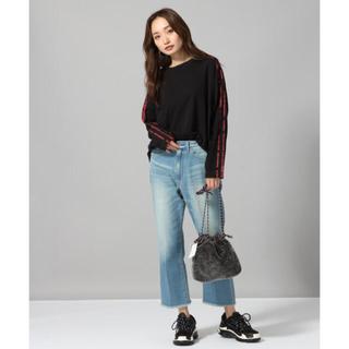 ジーナシス(JEANASIS)の(2018AW新作 定価4860) ロンT(Tシャツ/カットソー(七分/長袖))
