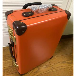 グローブトロッター(GLOBE-TROTTER)のグローブトロッター/オリジナル/21インチ/オレンジ(トラベルバッグ/スーツケース)