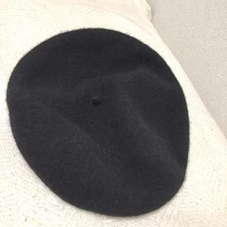 イーハイフンワールドギャラリー(E hyphen world gallery)のE hyphen ベレー帽(ハンチング/ベレー帽)