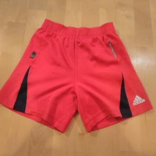 アディダス(adidas)のキッズ用 サッカーゲームパンツ 130cm(パンツ/スパッツ)