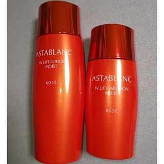 アスタブラン(ASTABLANC)の@K*様専用アスタブラン化粧水&乳液セット(化粧水 / ローション)