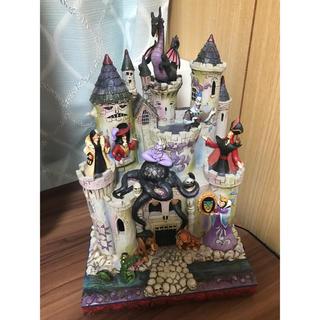 ディズニー(Disney)のディズニートラディション ヴィランズ フィギュア TOWER OF FRIGHT(その他)