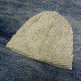 ムジルシリョウヒン(MUJI (無印良品))の無印良品 ニット帽子(ニット帽/ビーニー)