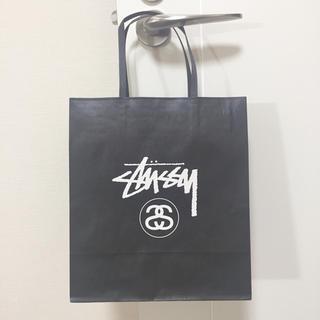ステューシー(STUSSY)のSTUSSY ステューシー 紙袋(ショップ袋)