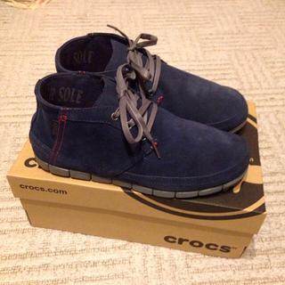 crocs - CROCS‼︎  stretch  sole  desert  boot