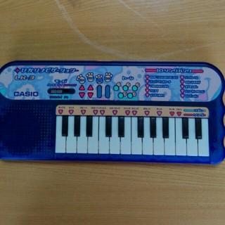 カシオ(CASIO)のキーボード 箱、説明書無し(楽器のおもちゃ)