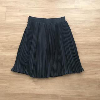 アンドレルチアーノ(ANDRE LUCIANO)のプリーツスカート(ひざ丈スカート)