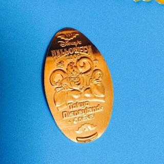 Disney - ディズニースーベニアメダル ハロウィン アースラ