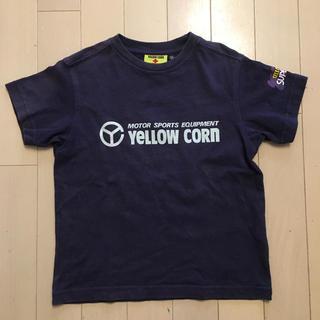 イエローコーン(YeLLOW CORN)のYellow cornキッズTシャツ XS 120cm位(その他)