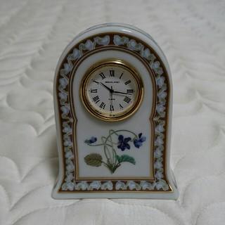 アビランド(Haviland)の新品!アビランドデスク時計(置時計)
