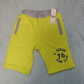 ジーユー(GU)のGU☆ハーフパンツ 140(パンツ/スパッツ)