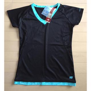 ニューバランス(New Balance)の新品 未使用 タグ付きニューバランス Tシャツ(ランニング/ジョギング)