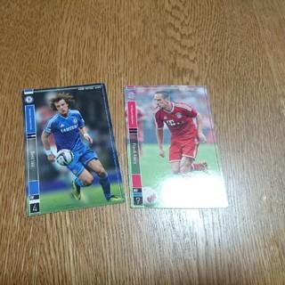 アディダス(adidas)のサッカーカード(スポーツ選手)