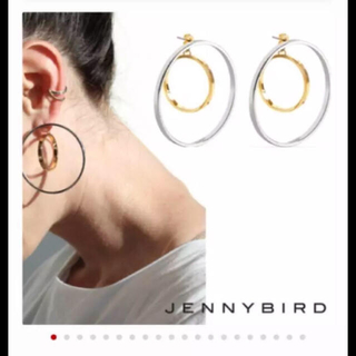 エディション(Edition)のJENNY BIRD ピアス(ピアス)