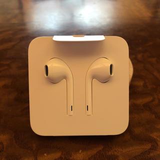 アップル(Apple)のiPhone イヤホン&充電アダプター(ヘッドフォン/イヤフォン)