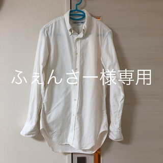 インディヴィジュアライズドシャツ(INDIVIDUALIZED SHIRTS)のインディビジュアライズドシャツ 14h(シャツ)