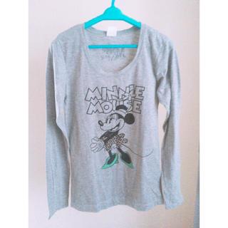 ディズニー(Disney)の激安☆ ミニーちゃん Tシャツ ディズニー(Tシャツ(長袖/七分))