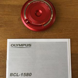 オリンパス(OLYMPUS)のオリンパス  BCLー1580(レンズ(単焦点))
