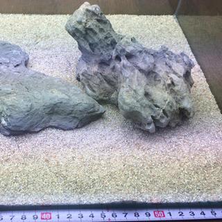 アクアデザインアマノ(Aqua Design Amano)の青龍石 ada 素材セット(アクアリウム)