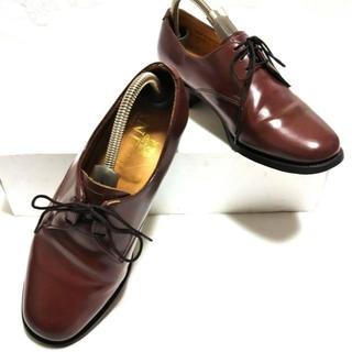 サンダース(SANDERS)のSANDERS サンダース プレーン 6 1/2 レディース プレーントゥ(ローファー/革靴)