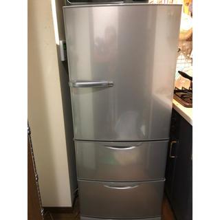 AQUA 3ドア冷蔵庫 272L 右開き AQR-271D ブライトシルバー