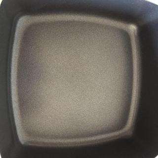 アサヒケイキンゾク(アサヒ軽金属)のおまけ付き!アサヒ軽金属 ローストパンL(25)+ガラスふた(鍋/フライパン)