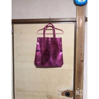 ジーユー(GU)のピンク バッグ(トートバッグ)