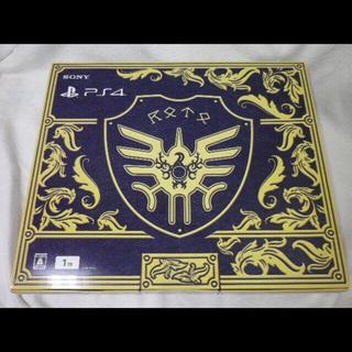 プレイステーション4(PlayStation4)のPlayStation4 ロトエディション極美品 ソフト4本セット(家庭用ゲーム機本体)