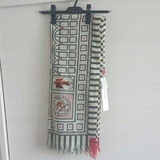 ザドレスアンドコーヒデアキサカグチ(The Dress & Co. HIDEAKI SAKAGUCHI)のThe dress&co HIDEAKI SAKAGUCHI ストール(ストール/パシュミナ)