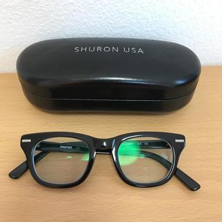 ディータ(DITA)の美品 シュロン フリーウェイ ウェリントン 眼鏡 度入り(サングラス/メガネ)
