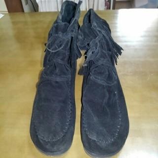 セントマーチン(ST.MARTINS)のブーツ 黒色(ブーツ)