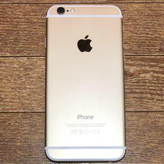 アイフォーン(iPhone)のiPhone6 64GB (スマートフォン本体)
