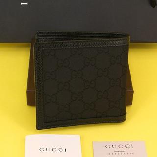 グッチ(Gucci)のグッチ GUCCI 財布 二つ折り メンズ 男性用 新品未使用(折り財布)