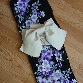 シマムラ(しまむら)のしまむら  浴衣と作り帯(浴衣)