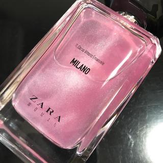 ザラ(ZARA)のzara 香水 キラキラすぎます 限定 レア(香水(女性用))