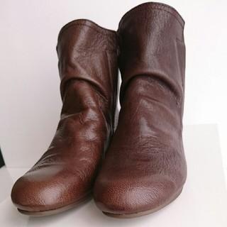 サヤ(SAYA)の【SAYA】ショートブーツ (23cm)(ブーツ)