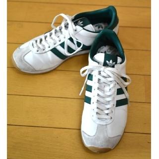 アディダス(adidas)のアディダスCOUNTRY 26.0cm(スニーカー)
