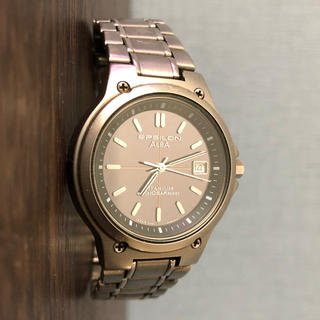 ソーラー時計*メンズ腕時計