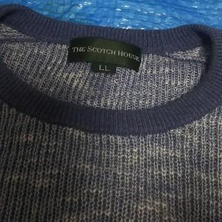 ザスコッチハウス(THE SCOTCH HOUSE)のスコッチハウス セーター(ニット/セーター)
