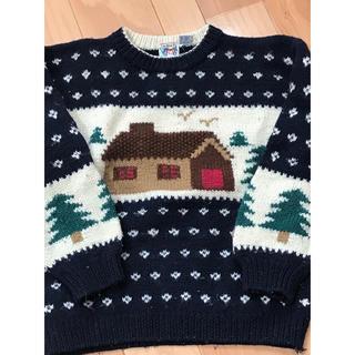 アメリカ タルボットのセーター
