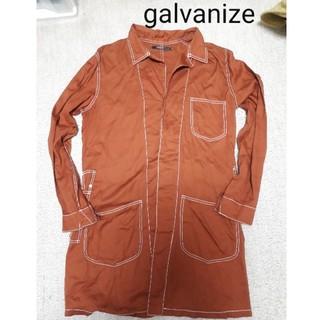 ガルヴァナイズ(Galvanize)のガルヴァナイズ ロング丈シャツ(シャツ)
