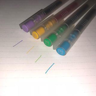 ムジルシリョウヒン(MUJI (無印良品))の色ペン無印(ペン/マーカー)