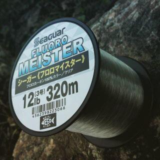 新品未使用品 シーガー  フロロマイスター 12lb(釣り糸/ライン)