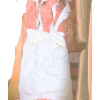 リズリサ(LIZ LISA)の109購入  ハーネスつきリボンスカート 甘め(ひざ丈スカート)